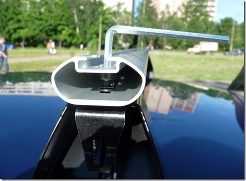 P1040543 thumb Как установить багажник на Форд Фокус 2?