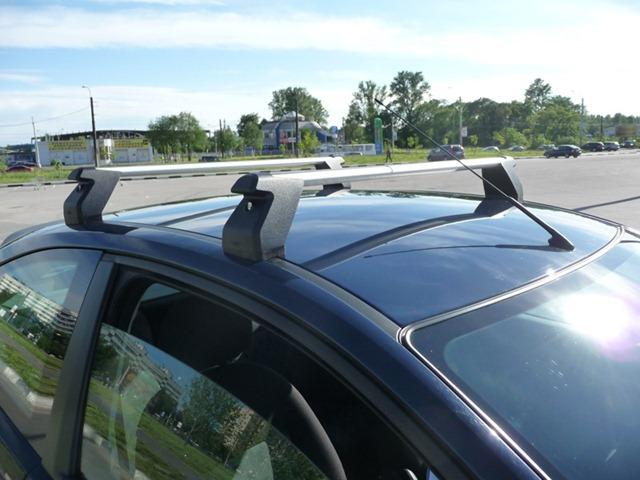 Багажник на крышу автомобиля на форд фокус