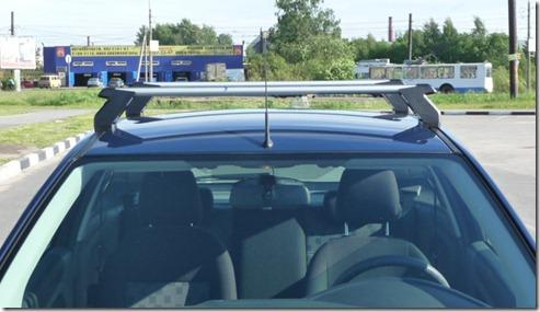 P1040546 thumb1 Как установить багажник на Форд Фокус 2?