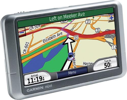 garmin Несколько карт в навигаторе Garmin