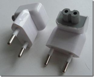 EUACPlug2 thumb Переходник для европейских розеток для iPad/iPhone из Китая