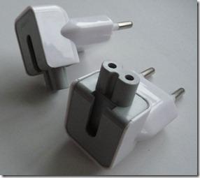 EUACPlug3 thumb Переходник для европейских розеток для iPad/iPhone из Китая
