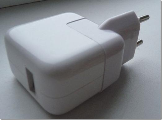 EUACPlug5 thumb Переходник для европейских розеток для iPad/iPhone из Китая
