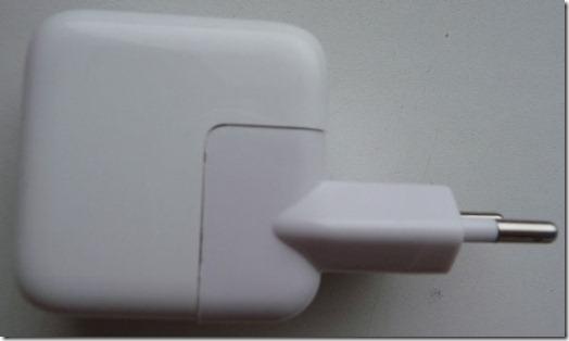 EUACPlug6 thumb Переходник для европейских розеток для iPad/iPhone из Китая
