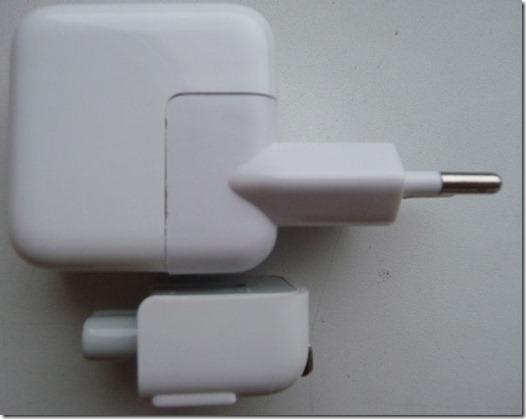 EUACPlug7 thumb Переходник для европейских розеток для iPad/iPhone из Китая