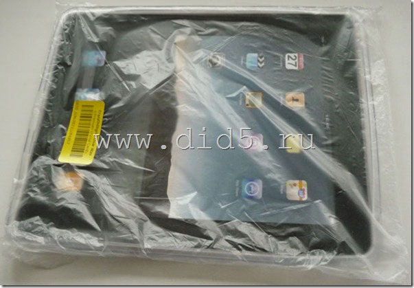 ipad silicon case1 thumb Чехол для iPad   Silicone Skin Case for Apple iPad