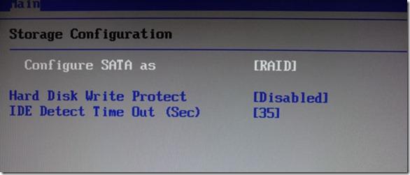 raid3 thumb RAID и надежное хранилище файлов в Windows 7