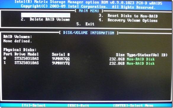 raid5 thumb RAID и надежное хранилище файлов в Windows 7