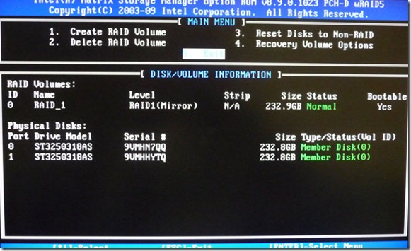 raid8 thumb RAID и надежное хранилище файлов в Windows 7