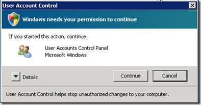 uac disable4 thumb Как отключить UAC в Windows Server 2008