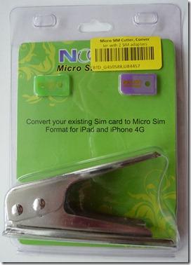 microsim cutter1 thumb Как обрезать сим карту? С Micro SIM Cutter – ЛЕГКО! (Фото + Видео)