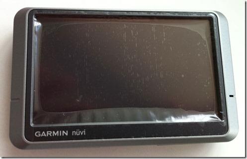 garmin2 thumb Garmin заменил мой навигатор Nuvi 205W, как и обещал