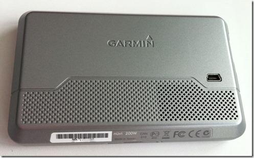 garmin3 thumb Garmin заменил мой навигатор Nuvi 205W, как и обещал