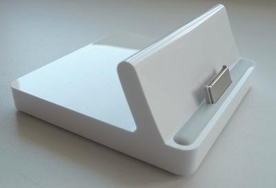 ipad dock2 iPad Dock   бесполезная подставка