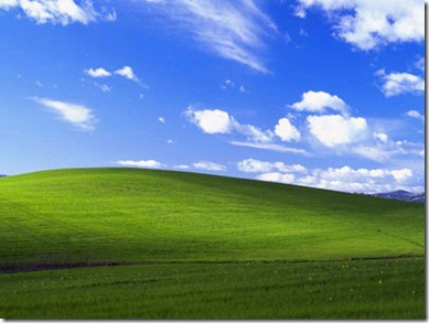 bliss thumb Безмятежность из Windows XP, оказывается, находится в Калифорнии