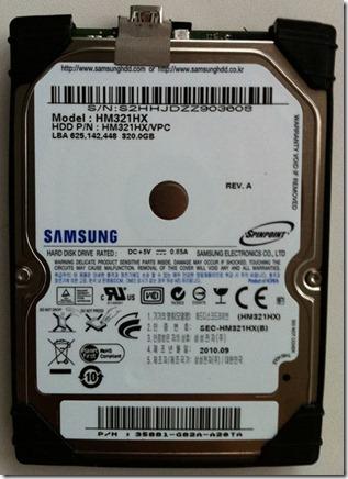 samsung g2 portable 320 4 thumb Вскрытие Samsung G2 Portable 320GB