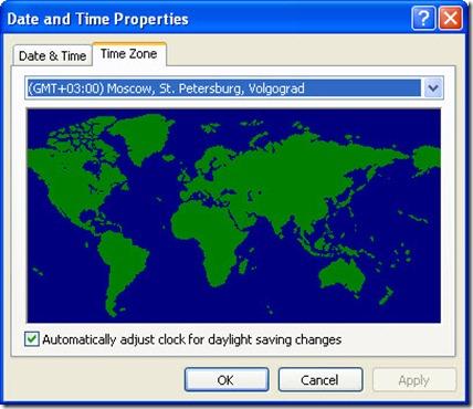 daylight 1 thumb Как отключить переход на зимнее/летнее время на ПК и серверах Windows