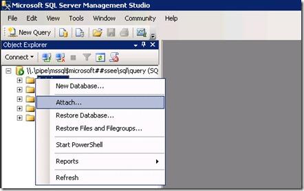 sql wsus 4 thumb Перенос базы и каталога WSUS на другой диск Windows Server 2008