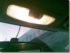 video reg 22 thumb Питание видеорегистратора от плафона внутреннего освещения Форд Фокус 2