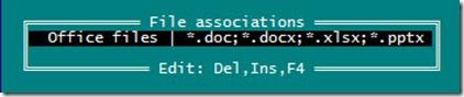 far office 6 thumb Как открывать файлы *.docx и *.xlsx в Far Manager