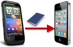 htc iphone 2 thumb Перенос записной книжки (контактов) с HTC Desire S (Android) на iPhone 4S
