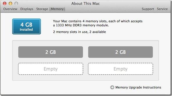 memory for imac 6 thumb Upgrade iMac ч.1 – Увеличение оперативной памяти