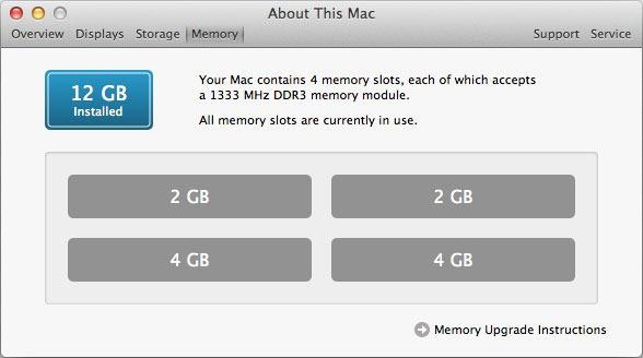 memory for imac 7 thumb Upgrade iMac ч.1 – Увеличение оперативной памяти