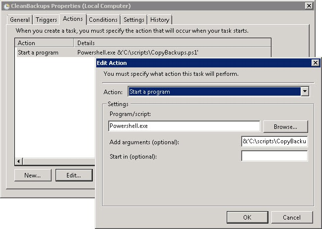 sharepoint backup powershell 2 thumb [SharePoint2010] Резервное копирование