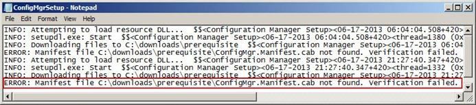 systemcenter2012 prerequisite 5 thumb [System Center 2012] Как скачать файлы prerequisite