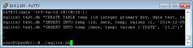 sqlite cli openwrt 2 thumb Как работать с базой SQLite3 в OpenWrt