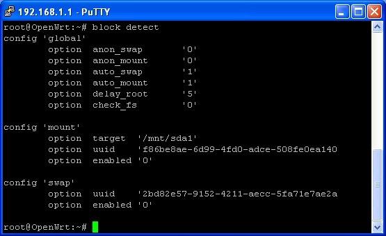 openwrt 14.07 4 thumb Установка OpenWrt 14.07 на TP LINK MR3020 и подключение флешки