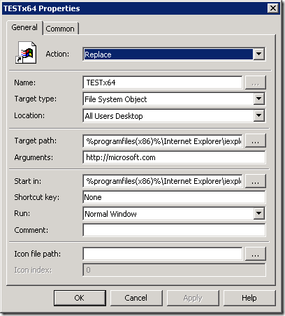 ie shortcuts 3 thumb Ярлык на ссылку в Internet Explorer при браузере по умолчанию Google Chrome