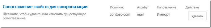 sync mail sharepoint user 6 thumb Сихронизация email'ов пользователей SharePoint 2013 с несколькими доменами