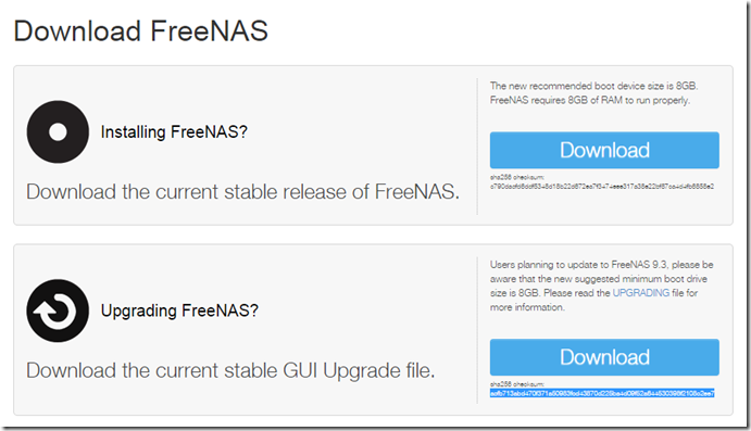 update freenas 8.2 to 9.3 2 thumb Как обновить FreeNAS с 8.2 до 9.3