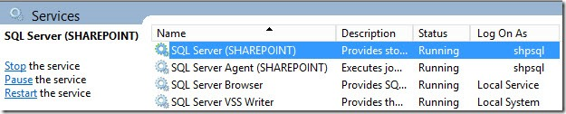 sharepoint reduce sql db log size 6 thumb Как уменьшить размер лог файла базы данных SharePoint 2013