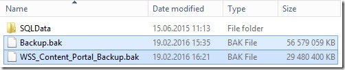 sharepoint reduce sql db log size 8 thumb Как уменьшить размер лог файла базы данных SharePoint 2013