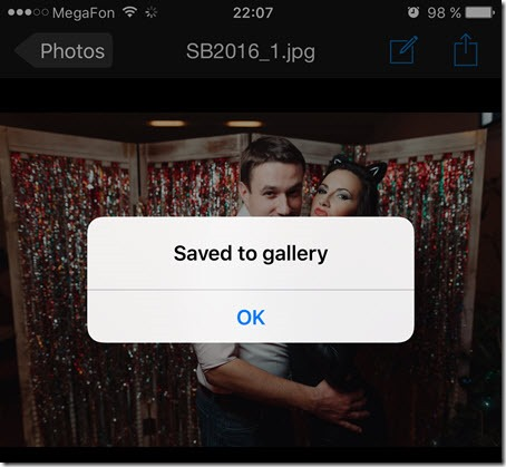 yandex.disk donwload photo error iphone 3 thumb Не сохранить фотографию с Яндекс.Диска в iPhone